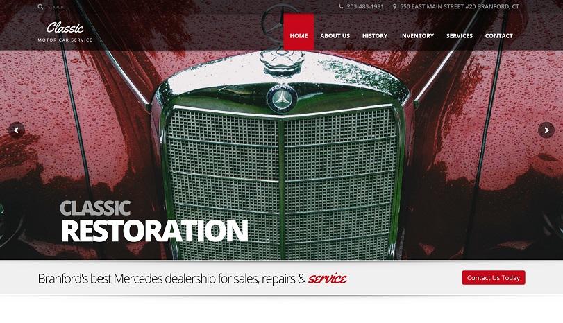 Classic Motor Car Service